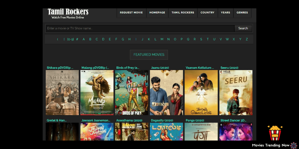 Image result for 10. Tamil Rockers